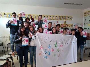 #JuventudEnMarcha convocó a los jóvenes en Los Antiguos