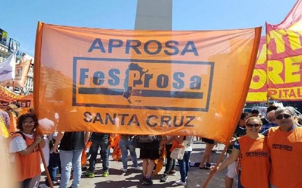 APROSA envío la solicitud a Camino y García por las paritarias 2018