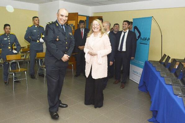 Inauguraron ciclo lectivo en la Escuela de Cadetes de la policía