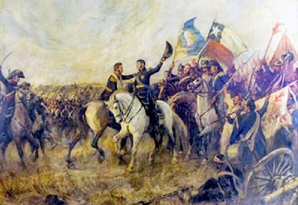 Bicentenario de la batalla de Maipú