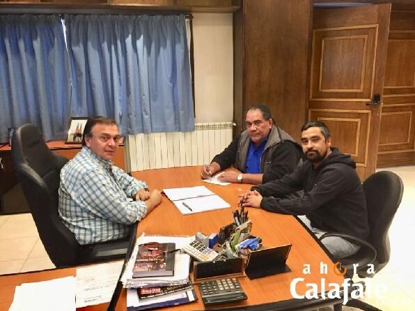 Julián logró 22,5% aumento para municipales, pero de El Calafate