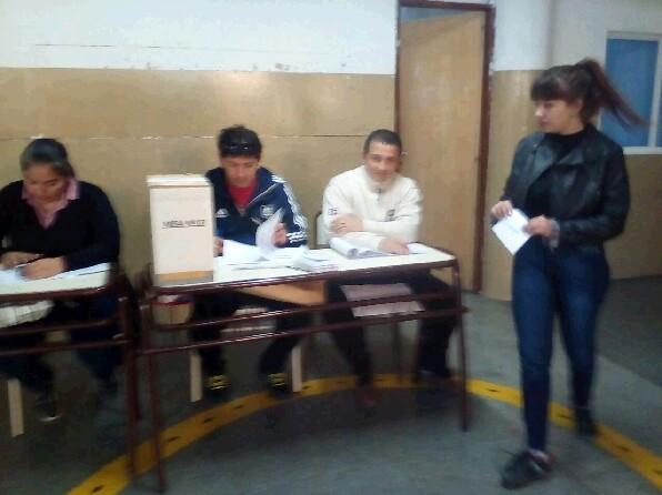 ŤRenovación y Cambioť se impuso en elecciones de JR