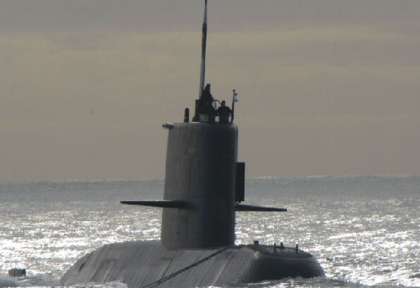 Dejó de ser submarinista tras ser testigo de las fallas del submarino