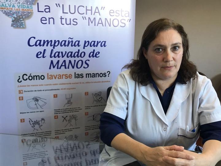 La Dra. Silvia Wekselman integra el comité de infectología en Clínica Cruz del Sur.