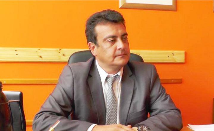 González es el actual intendente de la Ría.