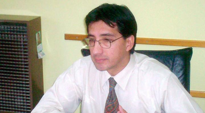 Luis Ampuero, adeuda rendiciones del 2013 y 2014.