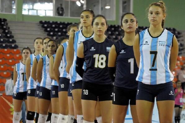 Argentina y Brasil en Caleta