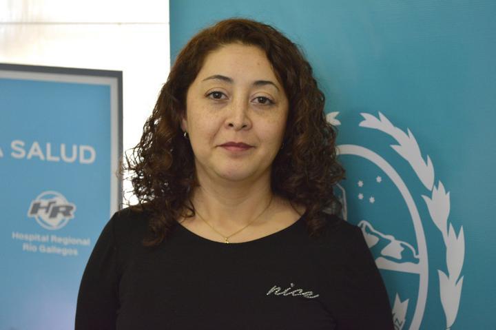 Evelyn Ruíz, Coordinadora de vigilancia y operativa de Programas del Ministerio de Salud.