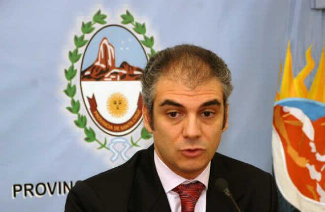 Juan Manuel Campillo, ex ministro de hacienda del gobierno provincial.