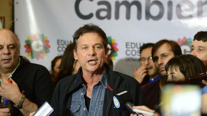 Eduardo Costa y representantes de Santa Cruz realizaron una presentación ante el Fiscal Stornelli.