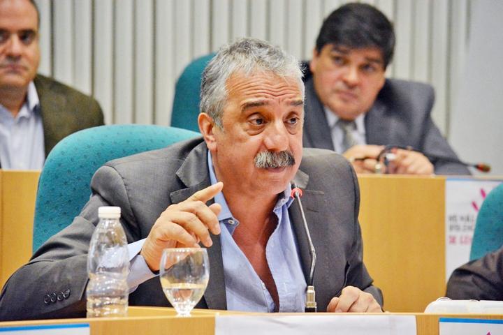 El diputado kirchnerista Matias Mazu, uno de los acusados en la causa YCRT.