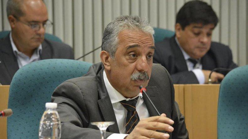 Matías Mazú, diputado kirchnerisma. El Tribunal Federal confirmó el fallo.