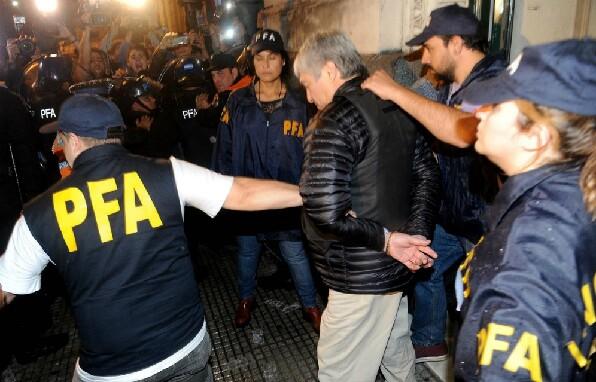 Báez, sus ayudantes y Pérez Corradi: los presos K que podrían ser liberados